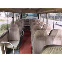 Quality japan mini car 30seats 2016 2017 used Toyota coaster for sale with cheap price for sale