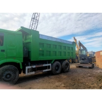 Quality USED HOWO TRUCK TIPPER FOR SALE for sale