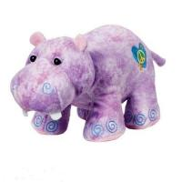 Quality Purple Hippo Plush Toys for sale