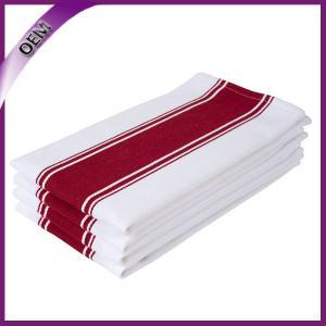 Quality Wholesale Super Absorbent 100% Cotton Kitchen Towels With Vintage Design for sale