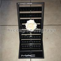 Best Cosmetic Store Desktop 64 Pockets Acrylic Lipstick Holder With Polishing Finished wholesale