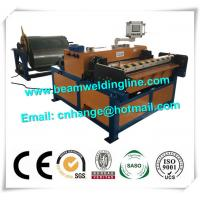 Quality HVAC Duct Pipe Making Machine Heating And Ventilation Wind Tower Production Line For Tube for sale