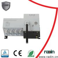 Quality Small Size Portable Generator Switch , Easy Installation Manual Transfer Switch for sale