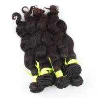 China Human virgin hair weft body wave popular in USA for wholesale on sale