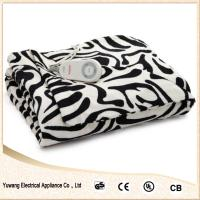 Quality Pure Cotton Blanket Electric heated/Heating Blanket for sale