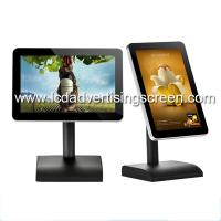 China Restaurant information 10.1inch LCD display desk ordering rotate Android wifi PCAC  touch LCD menu board on sale