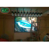 China Ultra Thin Indoor SMD LED Screen Stage LED Display Environment Friendly on sale