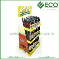 Buy cheap FSDU Cardboard Strong Beer Display Racks, Corrugated Plastic Display Stand from wholesalers