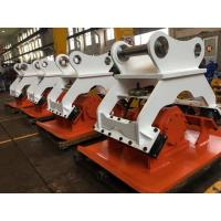 Quality Vibratory Rammer Hydraulic Compactors For Excavators NM400 + Q345B Material for sale