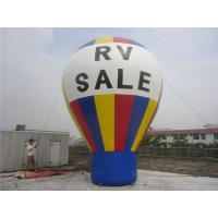 China Inflatable Ground Balloon  Inflatable Advertising Balloons Banners for Outdoor Event Promotion on sale