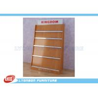 Quality Shop MDF Magazine Display Rack for sale