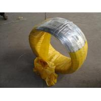 Quality Galvanized Steel Wire 3.8mm with ASTM B 498 for sale