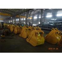 Quality Heavy Duty Rock Excavator Grapple Bucket 800mm Width With Strong Strength for sale
