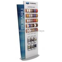 Best Car Accessories Retail Store Slatwall Display Stands Double Sided With Custom Logo wholesale