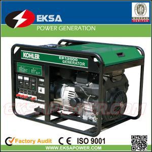 Buy cheap 10kw Kohler Gasoline Generator For Home Power Backup from wholesalers