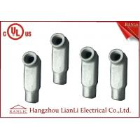 "Quality 2-1/2"" 3-1/2"" Malleable Iron Rigid Electrical Conduit Body LR LB LL C T Type for sale"