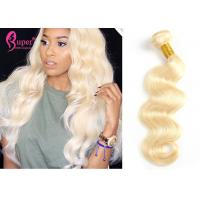 China 613 Blonde Ombre Hair Extensions Brazilian Body Wave Remy Human Hair on sale
