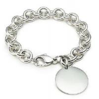 Quality Fashion Costume Sterling Silver Jewelry Bracelet (SRJ-007) for sale