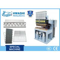 Best The Bars of The Cage Wire Welding Machinery , Poultry Cage / Rabbit Cage Making Machine wholesale