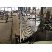 Quality Threaded Cs Carbon Steel Welded Tube / Black Welded Steel Pipe THK SCH 80 8mm Thick for sale