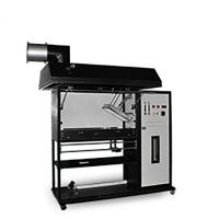 Buy Flooring Radiant Heat Flux Fire Testing Equipment For Textile Carpets ASTM E648 at wholesale prices