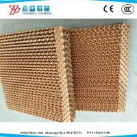 Buy cheap Honeycomb Evaporative Cellulose Cooling Pad (7090.5090 ) for Air Cooler Spare from wholesalers