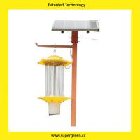Quality Long Service Life Patented Technology Solar Insect Killer Lamp for Pest Control for sale