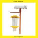 Quality New Technology Eco Friendly Moths Killer Pests killer Solar Flies Killer Lamp for sale