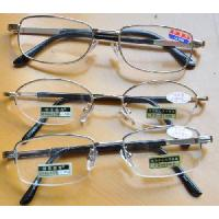 Quality Man′s Woman′s Metal Reading Glasses Readers for sale