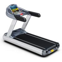 Quality Touch Screen Tv Luxurious Commercial  gym equipment Treadmill for sale