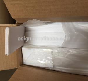 Quality No Splitting Acrylic On Foam Board , 4*8 Rigid Foam Board Good Thermal Insulation for sale