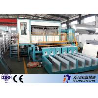 Energy Saving Egg Box Pulp Forming Machine , Egg Tray Production Line