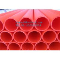 Quality Wire tube MPP threaded pipe for sale