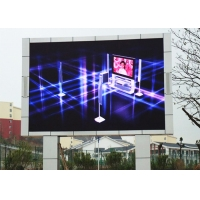 Quality 320x10mm 7000nits SMD2727 Outdoor Fixed LED Display for sale