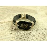 Buy cheap Fashion Leather Jewelry Bracelet (LB-005) from wholesalers