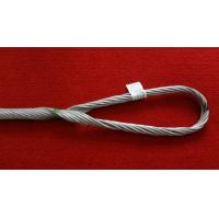 Quality Galvanized(Zinc-coated) Steel wire for Guy Grip for sale