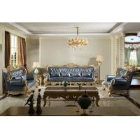 China Luxury Sofa sets FACTORY direct sales price for Imported Italy Leather cushion and upholstered for Villa living rooms on sale