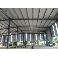 Quality Export to Philippines customize design prefabricated structural steel frame warehouse for sale