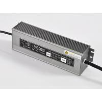 China Ultra Slim Led Electronic Driver, 300W Constant Voltage Led Driver High Temp Protection on sale