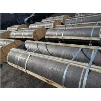 China SHP Grade Graphite Electrode Dia 200-300mm for India/Paksistan Steel Mills on sale