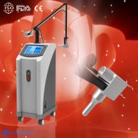 Quality Best Laser Fractional Co2 Laser Surgical Products Vaginal Applic / Facial Beauty Machine for sale
