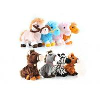 Buy cheap Custom Plush Horse Toys Wholesale from wholesalers