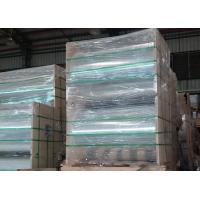 Quality Anti Static Transparent Window Film PET / OPS Material Winding Up Neatly No Burrs No Hair for sale