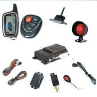 China Two Way Car Alarm System on sale