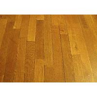 Quality Natural Solid white oak plank parquet flooring for sale
