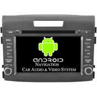 Quality Quad Core Honda CRV DVD Player Radio Stereo In Dash Navigation 2012 2013 2014 for sale