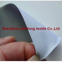 China High Elastic stretch glass bead reflective material cloth/fabric on sale