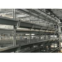 Quality 5 Tiers Poultry Automation Equipment Customized Size  ISO Certification for sale