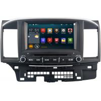 Quality Mirror Link Multi Languge Mitsubishi Lancer Stereo Audio DVD Player 2007 - 2013 for sale