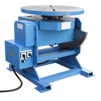 Buy cheap 20T Capacity 0.5RPM Tank Flange Welding Rotary Table from wholesalers
